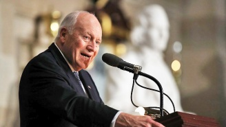 Dick Cheney: Russia's Interference In The Election Could Be 'An Act Of War'