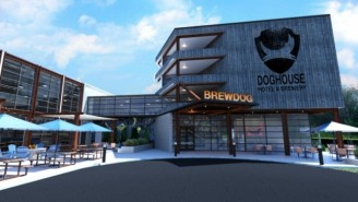 The BrewDog Beer Hotel Has Hop-Spas, In-Room Taps, And More Awesomeness On The Way