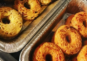 Spaghetti Donuts Are Here And Pasta Purists Are Not Having It