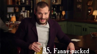 Jamie Dornan Celebrates Your Favorite Part Of St. Patrick's Day With These Fun Terms For Being Drunk