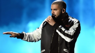 Kenny Smith's Ghostwriting Joke At The NBA Awards Show Was So Good Drake Had To Jab Back Immediately
