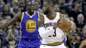 Draymond Green Admits It's 'Kind Of A Mindf*ck' Not Playing LeBron In The Finals