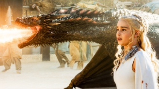 'Game Of Thrones' Roars Into Season 7 With A New Photo Of Drogon And Dany