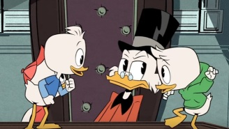 Disney's First Trailer For The 'DuckTales' Reboot Will Make Fans Of All Ages Very Happy