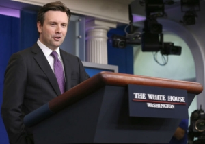 Former White House Press Secretary Josh Earnest Takes A Role With NBC News