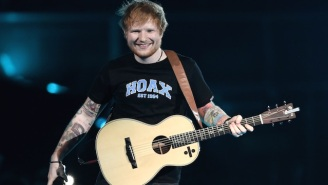 A Woman Went To Jail Rather Than Turn Down Her Favorite Ed Sheeran Song