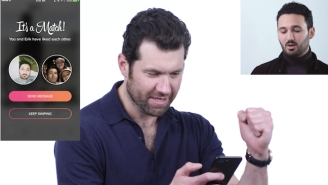 Billy Eichner Is The Hilarious Cupid You Want Guiding Your Tinder Journey
