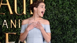 Emma Watson Is Being Called A 'Bad Feminist' Over A Semi-Topless Photo Shoot