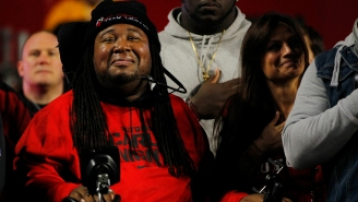 WWE Will Give The 2017 Warrior Award To Former Rutgers Player Eric LeGrand