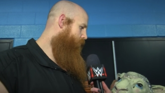 Erick Rowan Might Return To WWE Television This Week
