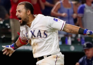 The Rangers Used Horses To Seal Their New Deal With Star Rougned Odor