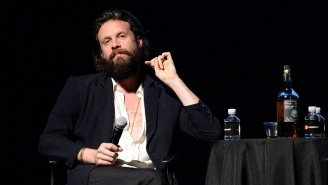 Father John Misty Explained The Taylor Swift Sex Line In 'Total Entertainment Forever'