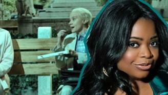 'SNL' Scorecard: Octavia Spencer Baked A Special Pie For Jeff Sessions