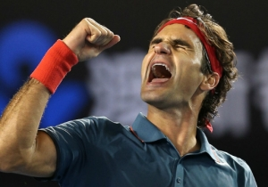 Roger Federer Is The Star Of The Tennis World's Hottest New Boy Band