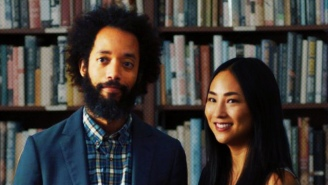 Wyatt Cenac And Greta Lee Know How To Argue Like An Old Married Couple