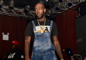 Freddie Gibbs Is Mad At Logic For Stealing His Album Cover And Trailer And He's Kind Of Wrong
