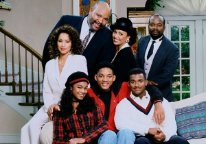 Will Smith Had A Sweet Reunion With His 'Fresh Prince of Bel-Air' Fam