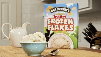 New Cereal-Milk Ice Cream Will Rescue Us All From The Drudgery Of Modern Existence