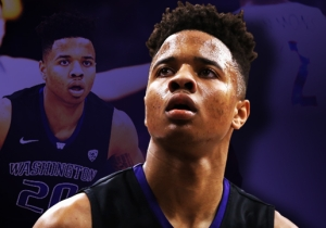 NBA Draft Watch: Washington's Markelle Fultz Would Like Your Attention Please