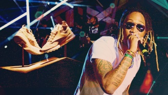 A Weekend With The Once And Future King Of Rap