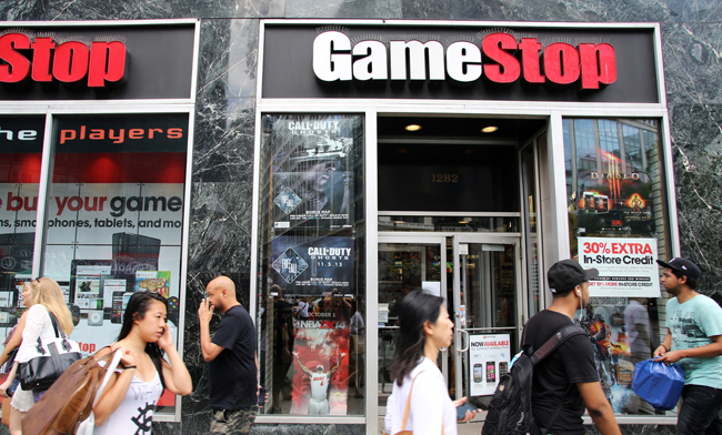 Gamestop Is Closing Stores After A 4th Quarter Slump