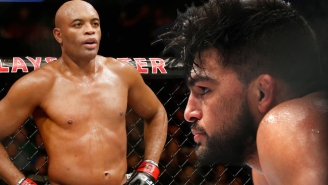 41-Year-Old Anderson Silva Will Face Up-And-Coming Killer Kelvin Gastelum At UFC 212