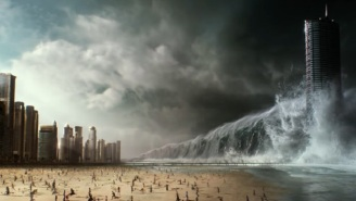 The First 'Geostorm' Trailer Has To Be Seen To Be Believed