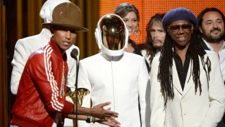 Pharrell Will Induct His Friend And Collaborator Nile Rodgers Into The Rock & Roll Hall Of Fame
