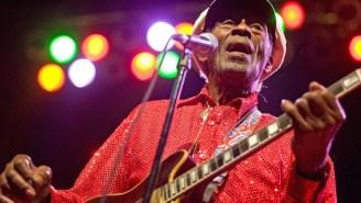 Legendary Rock Pioneer Chuck Berry Has Died