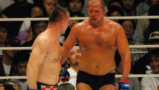 Fedor's Delayed Bellator Debut Is Happening At MSG, But You'll Have To Pay For It This Time