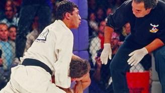 UFC Pioneer Royce Gracie Doesn't Like Women's MMA Because It Isn't 'Feminine'