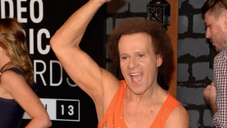 The LAPD Would Like Everyone To Know That Richard Simmons Is 'Perfectly Fine'