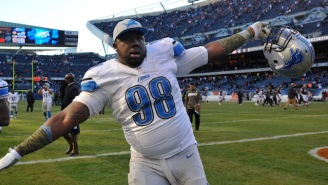 Nick Fairley Got Kicked Off A Mardi Gras Stage By Jagged Edge