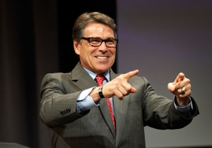 Rick Perry Attacks The Legitimacy Of His Alma Mater's Election Of Its First Openly Gay Student Body President