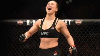 A Major Sportsbook Honcho Credited Ronda Rousey For Putting MMA Betting On The Map