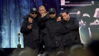 N.W.A's 'Straight Out Of Compton' Will Be Preserved As An Important Part Of American History