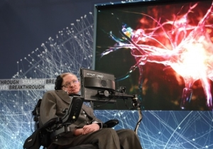 Stephen Hawking Could Be Going Into Space Courtesy Of Richard Branson's Virgin Galactic Initiative