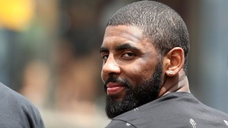 Kyrie Irving Watched 'A Whole Bunch Of Instagram Videos' To Become A Flat Earth Truther