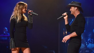 Tim McGraw And Faith Hill's New Duet Demands That You Respect The Women In Your Life