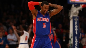 Pistons Guard Kentavious Caldwell-Pope Was Arrested On Suspicion Of DUI