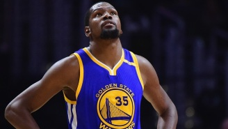 The Warriors Reportedly Fear That Kevin Durant's Injury Is More Severe Than Expected