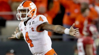 Deshaun Watson's Football IQ Is Drawing Peyton Manning Comparisons