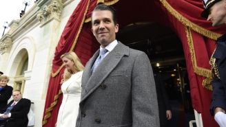Donald Trump Jr.'s 'New York Times' Photo Has The Internet Cracking Up And Cracking Jokes