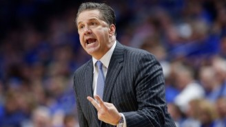 John Calipari Reportedly Has 'Serious Interest' In The Coaching Job At UCLA