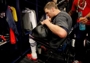 Tom Brady's Stolen Super Bowl Jersey Was Recovered By The FBI On Foreign Soil