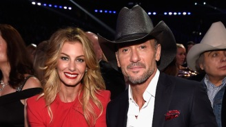 Tim McGraw And Faith Hill Are Taking Their Relationship To The Next Level