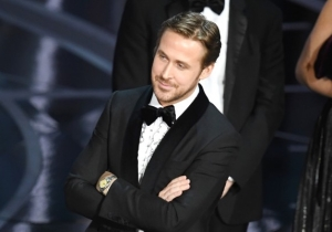 Ryan Gosling Finally Admits Why He Couldn't Stop Laughing During Best Picture Mixup at The Oscars
