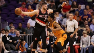 Jusuf Nurkic's Injury Spells Trouble For The Blazers' Playoff Dreams
