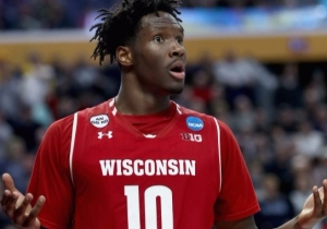 Wisconsin's Nigel Hayes Compared Himself To Michael Jordan After Shocking Villanova