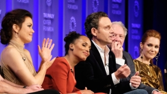 The 'Scandal' Cast Talked About The Upcoming Alternate Reality 100th Episode At PaleyFest